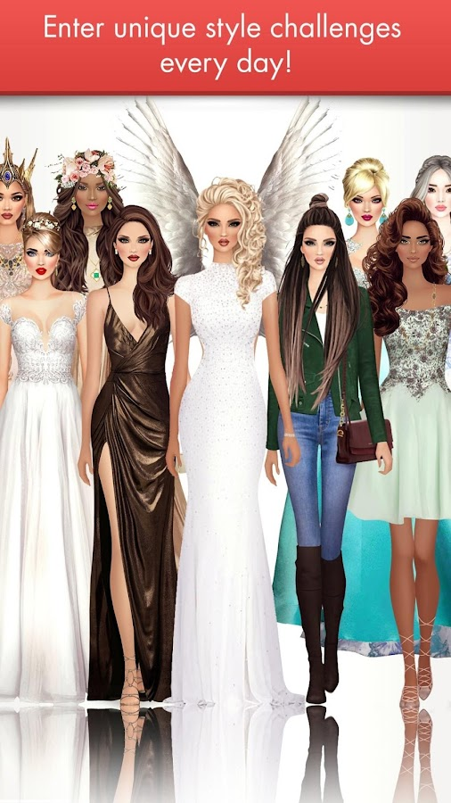 Covet Fashion Dress Up Game Android Apps On Google Play