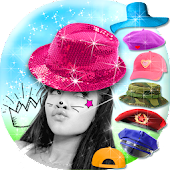 Cap Photo Editor 🎩 Hat Stickers for Pictures