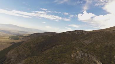 Photo: Коняво 1.10. - плътна пелена засенчи Конявската планина