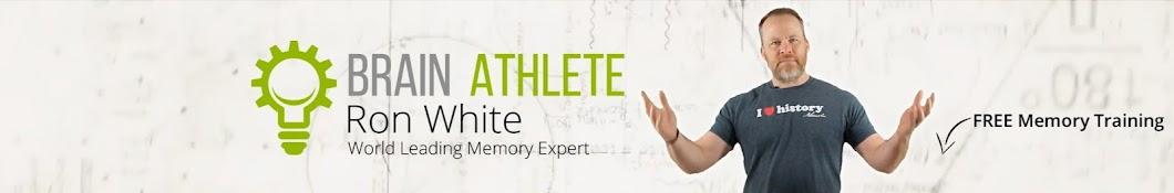 Ron White Memory Expert - Memory Training & Brain Training Banner
