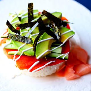 Philadelphia Sushi Stacks