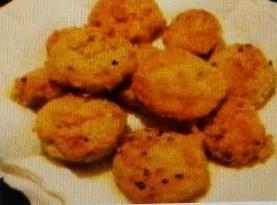 Butter Fried Cukes Recipe