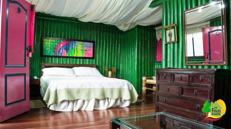 Finca Hotel en Armenia