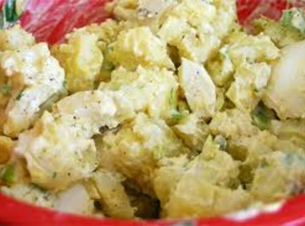 Hot Potato Salad Recipe