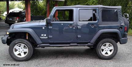 """Photo: 2"""" OME lift with stock wheels and tires"""