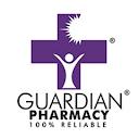 Guardian Pharmacy, Green Park, New Delhi logo