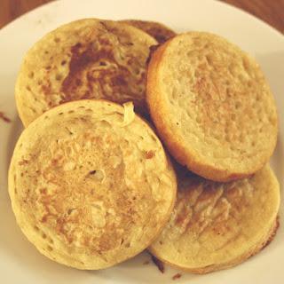 Proper Homemade Crumpets Recipe