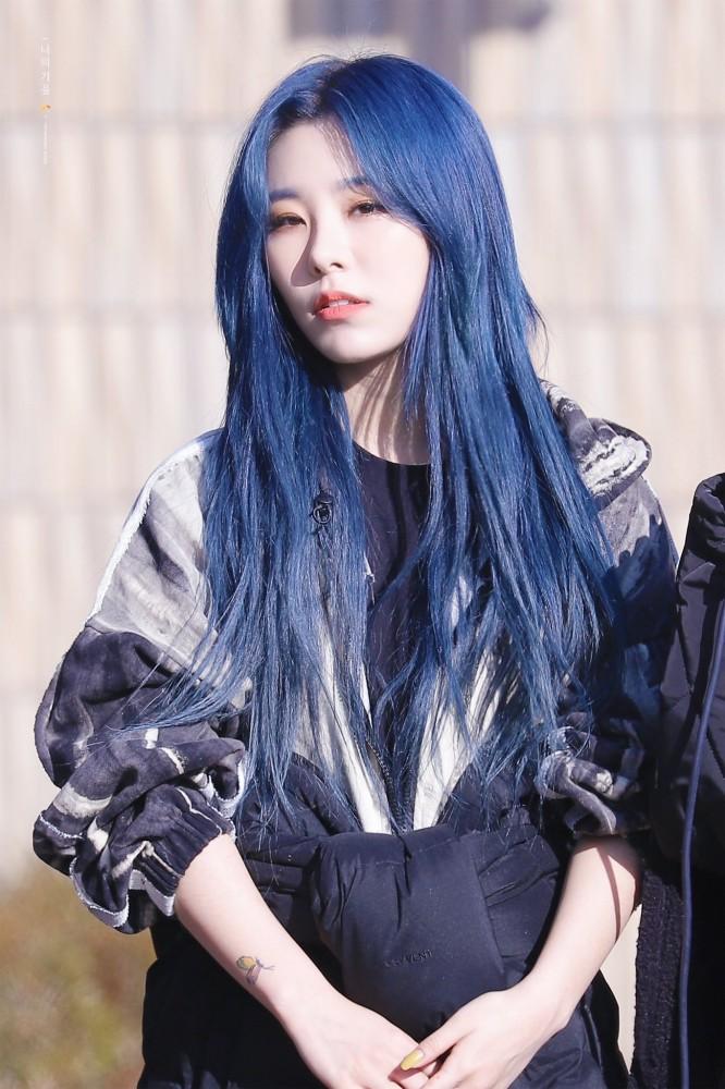 wheein hair 54
