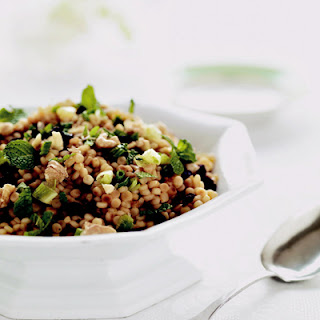 Israeli Couscous with Currants
