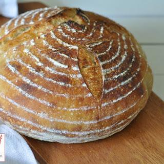 Hearth Sourdough Loaf