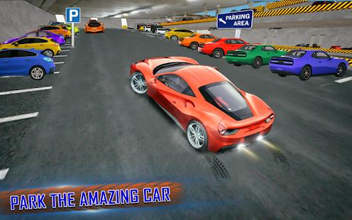 Multi Storey Real Car Parking Simulator 2018 - náhled