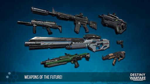Destiny Warfare: Sci-Fi FPS 1.1.5 screenshots 11