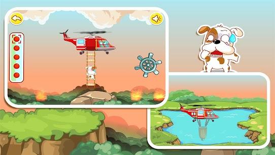 Little Panda Fireman 2