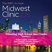 2015 Midwest Clinic: Wheeling High School Jazz Combo (Live)