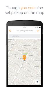 PickmeApp - book your ride screenshot 1