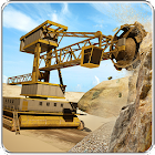 Rock Mining Haul Truck Driver icon