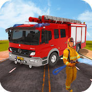 Firefighter Rescue Simulator 3D