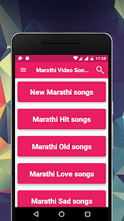 Marathi Songs : मराठी व्हिडिओ - náhled