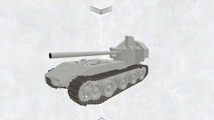Waffentrager auf E-100