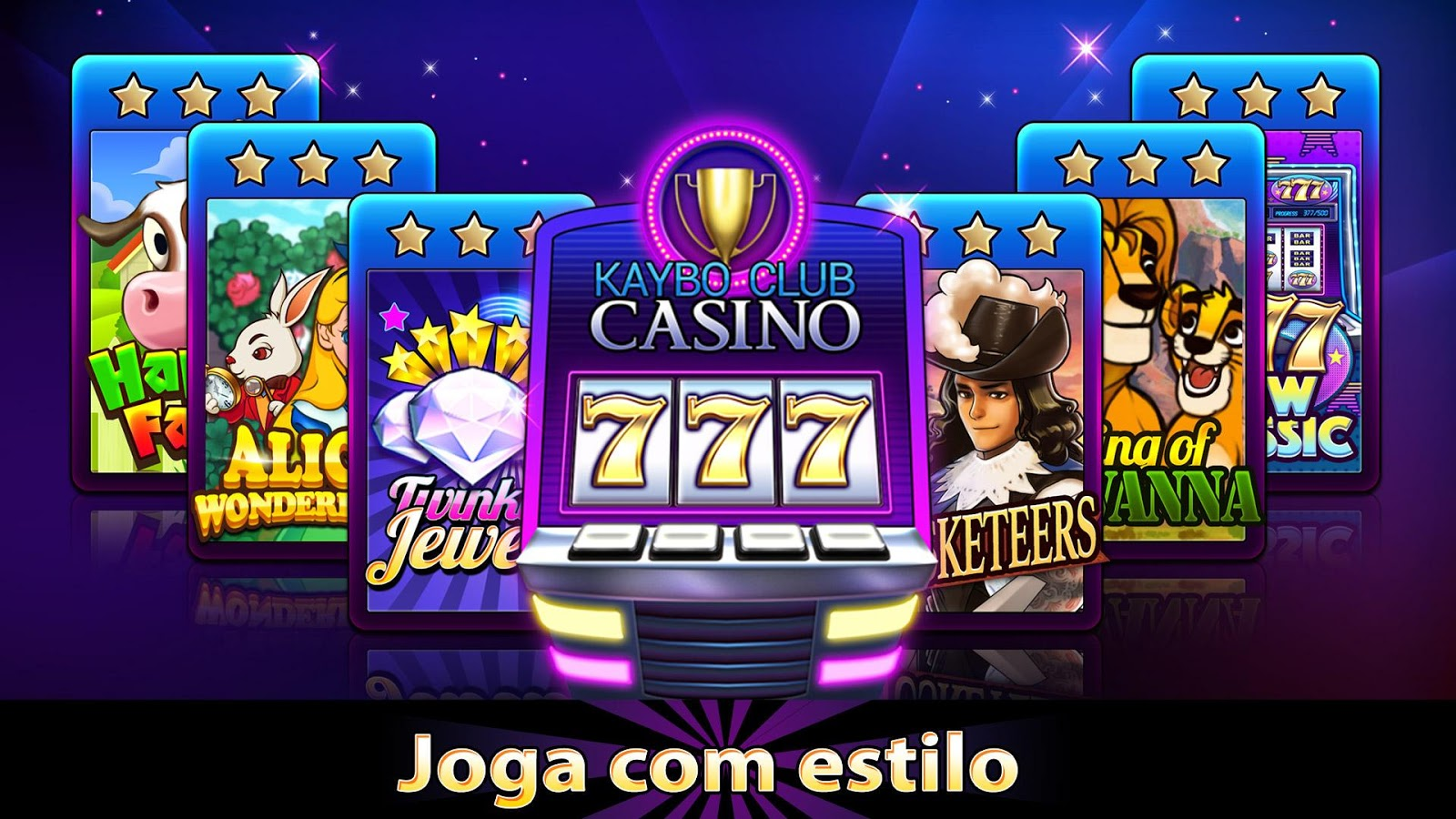 KAYBO CLUB CASINO- screenshot