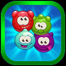 Funny Jelly-Match 3