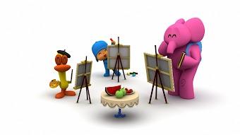 Get Creative With Pocoyo