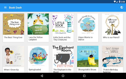 Book Dash - Free Kids Books- screenshot thumbnail