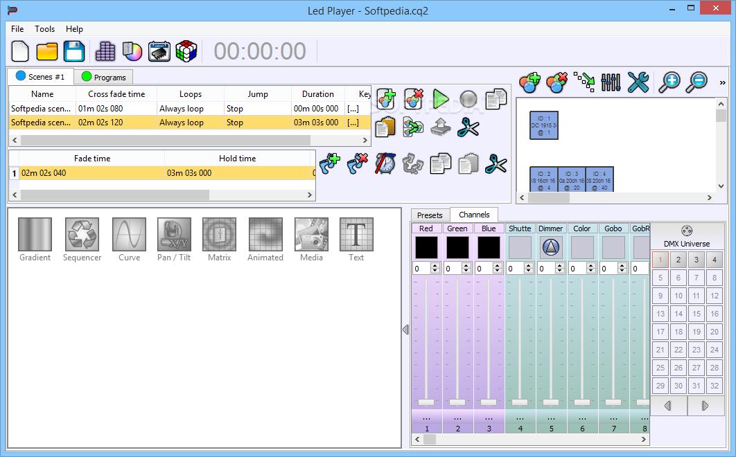 Phần mềm Led Player