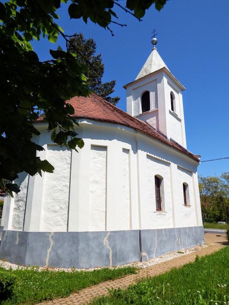 Vonyarcvashegy - Szűz Mária neve kápolna