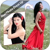 Real Photo Dress Up