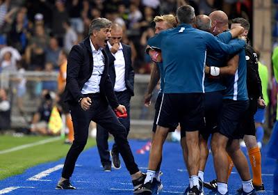 """Felice Mazzu satisfait de la victoire face à Anderlecht : """"J'espère que cela fonctionnera pour eux un jour"""""""