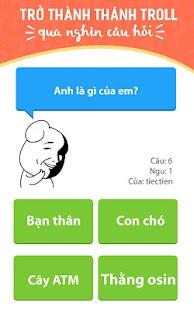 Hoi Ngu (¬‿¬) Hoi Ti (• ε •) Dap Troll - náhled
