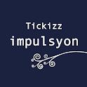 Tickizz impulsyon icon