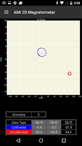 AMI 2D Magnetometer Sensor