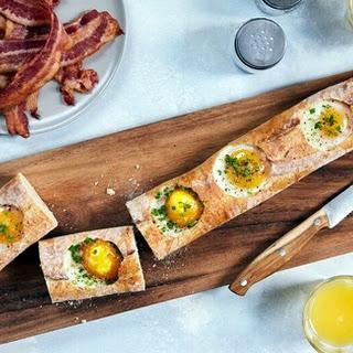 Eggs in a Basket Recipe