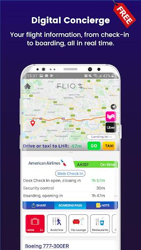 FLIO u2013 Your personal travel assistant 3.01.09 Screenshots 2