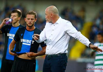 """Clement satisfait de la victoire mais garde les pieds sur terre : """"Ce sera un match différent contre Kiev"""""""