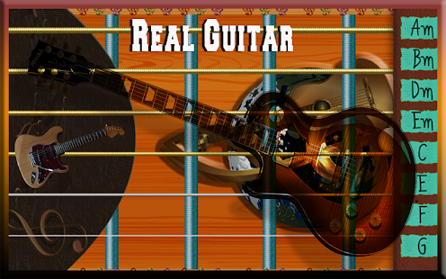 Best Real Guitar Tuner Bass Guitar Chord Free - náhled