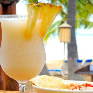 Alcoholic Cocktail Pina Colada Recipe