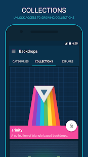 Backdrops - Wallpapers Screenshot 3