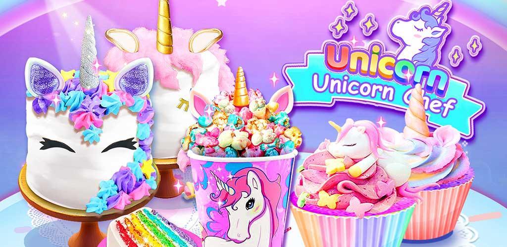 Descargar Unicorn Chef Juegos De Cocina Gratis Para Ninas Y Ninos