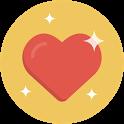 Frases Românticas p/ Whatsapp icon
