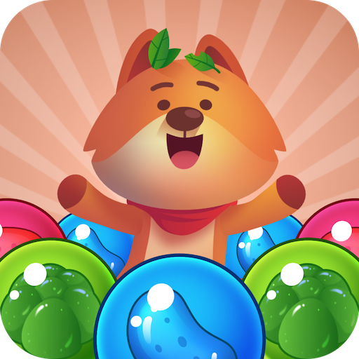 Fox Pop - Bubble Shooter