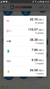Internet Speed Test 4G, 3G, LTE, Wifi, GPRS- screenshot thumbnail