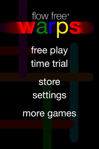 Flow Free: Warps screenshot 1