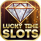 Free Slot Machine Casino Games - Lucky Time Slots icon