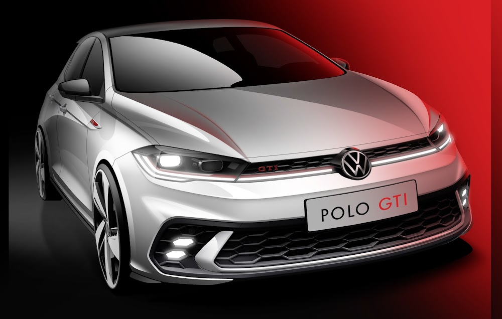 VW shows sketches of its racy new 2021 Polo GTI