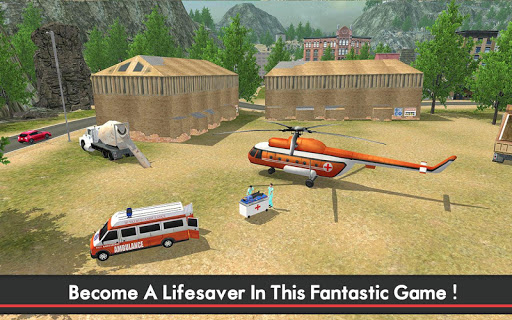 Ambulance Helicopter SIM 2