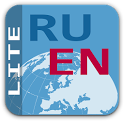 Russian - English phrasebook LITE icon