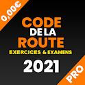 code de la route Test et examens blanc 2021 icon